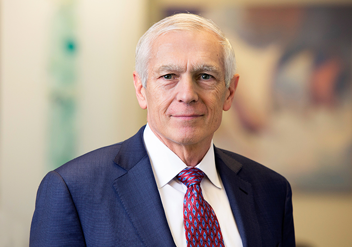 General Wesley Clark posed for a photo with his new rumoured love nearly a YEAR ago